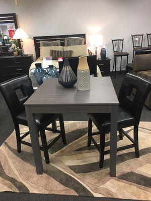 "36"" pub table set for Sale in Tulsa, OK"