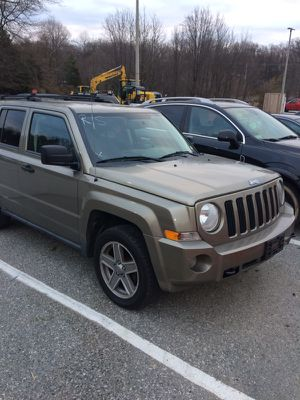 jeep patriot 2008 for less for Sale in Burtonsville, MD
