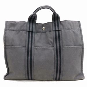 Authentic Hermes Garden Party Gray Tote Bag 11238 for Sale in Plano, TX