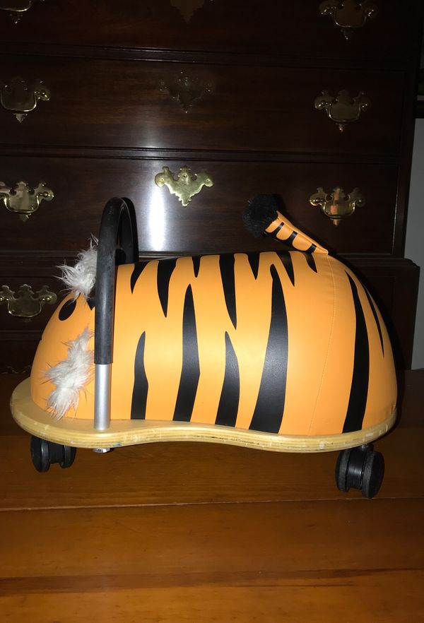 The Original Wheely Bug 🐯 (Ride on Toy)
