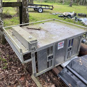 Two Bay Dog Box For Ranger for Sale in Thonotosassa, FL