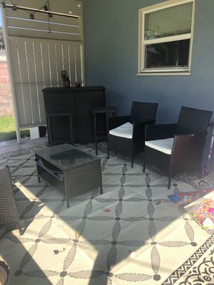 Patio Furniture for Sale in Long Beach, CA