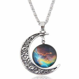 Hollow Moon Necklace for Sale in Columbus Air Force Base, MS