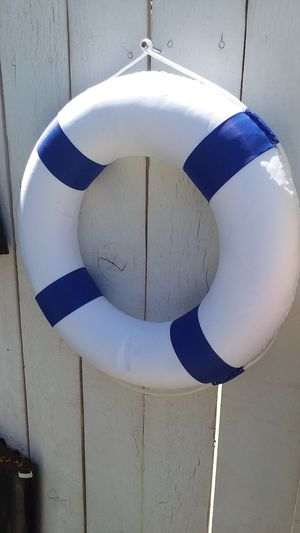 Life ring for swimming for Sale in Oakley, CA