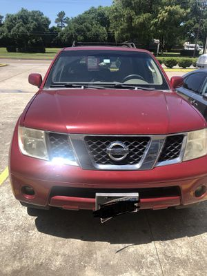 2007 Nissan Pathfinder for Sale in Houston, TX