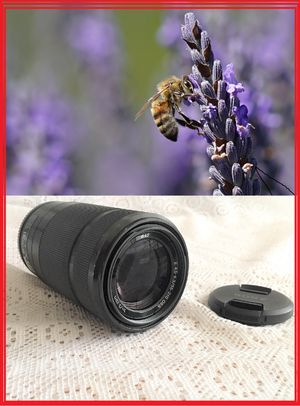 Like New Sony e-mount 55-210mm OSS telephoto lens pristine condition very sharp fits a6500 a6600 a6300 a6000 a5100 a6400 nex a7 a7s a7r II III cameras for Sale in Bellevue, WA