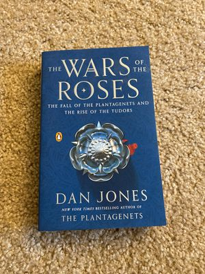 Book The Wars of the Roses for Sale in Austin, TX
