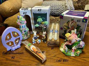 Easter stuff for Sale in Anoka, MN