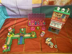 Toddler and Kids toys #Smurfs #hatchimal #talking#monkey for Sale in Beaverton, OR