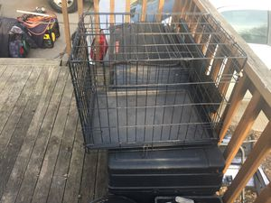 Small dog cage for Sale in Harper Woods, MI