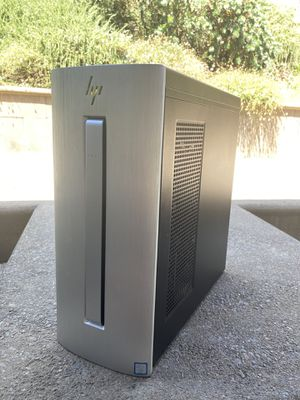 HP gaming computer - i7 - gtx 1650 - 16gb ram for Sale in Waterford, CA