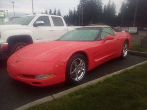 2002 Chevy Corvette for Sale in Lynnwood, WA