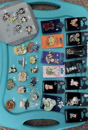 Disney pins for Sale in Renton, WA