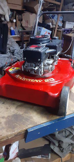 """Murray's 20"""" push mower for Sale in Fairburn, GA"""