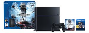 PlayStation4 StarWars 500GB Bundle w/ TurtleBeach Bluetooth Headset 2 Wireless Controllers & Games for Sale in Tampa, FL