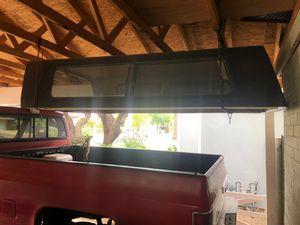8' camper shell for Sale in Phoenix, AZ