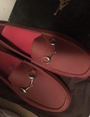 Gucci loafers size 11 US for Sale in Burlington, NJ