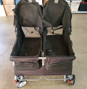 Twin Pet Stroller (for dogs/cats) for Sale in Montclair, CA
