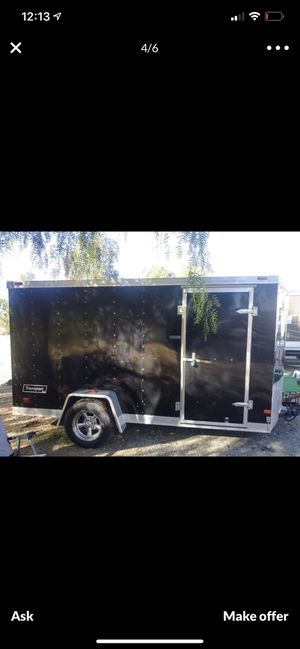 Trailer 14x6.6 perfect condition for Sale in Corona, CA
