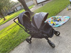 Contour Double Stroller for Sale in Spring, TX