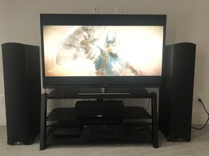 Complete Entertainment Setup for Sale in Houston, TX