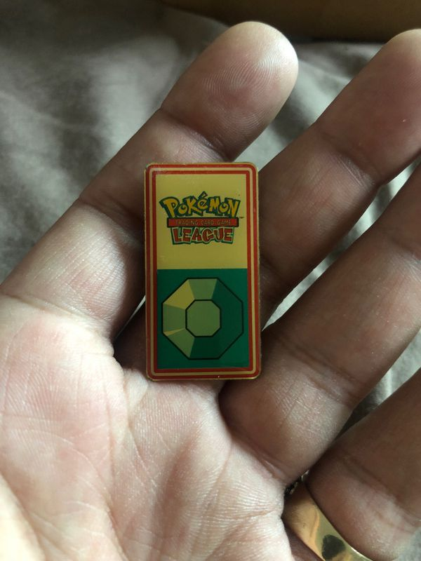 Pokémon Battle Tournament Boulder Badge