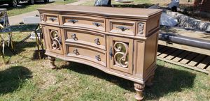 Antique cabinet for Sale in Arlington, TX