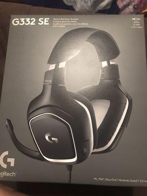 Logitech g332 SE Headset for Sale in Nashville, TN