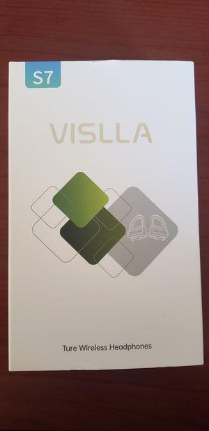 New S7 Vislla Wireless Headphones for Sale in Los Angeles, CA