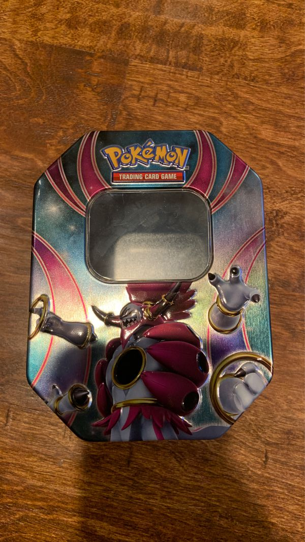 Collectible Empty Pokemon Tins