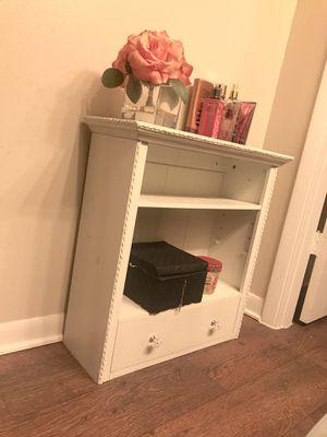 Bedroom furniture small storage cabinet, bathroom storage, for Sale in Altamonte Springs, FL