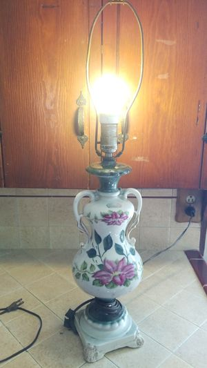 De Lucent China Antique Lamp for Sale in Fremont, CA