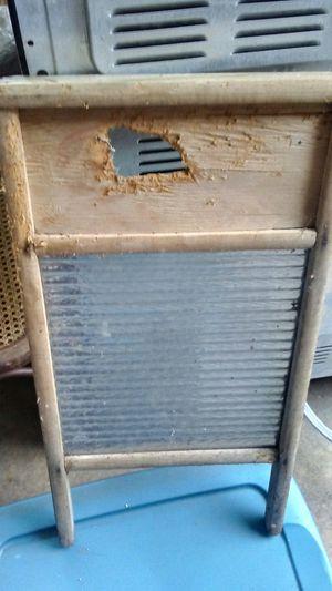 Vintage Glass Rub Board. for Sale in Cairo, GA
