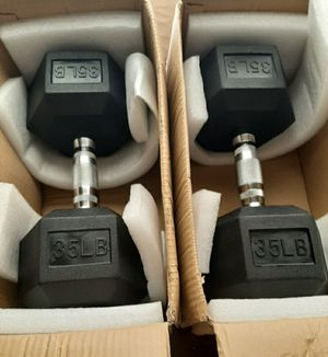 35lb Dumbbells for Sale in South Gate, CA