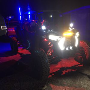 LED Lights Audio Marine Sistem Rzr / Can Am for Sale in Riverside, CA