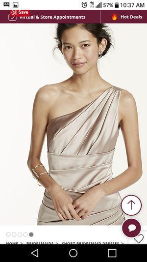New David's Bridal dress for Sale in Cicero, IL