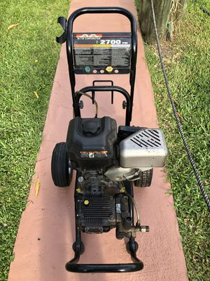 gas pressure cleaner for Sale in Coral Gables, FL