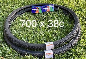 700x 38c Solid Black Bike Tires 🆕🚴🏽♀️ for Sale in Azusa, CA