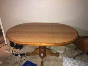 Kitchen table with chairs for Sale in Port Richey, FL