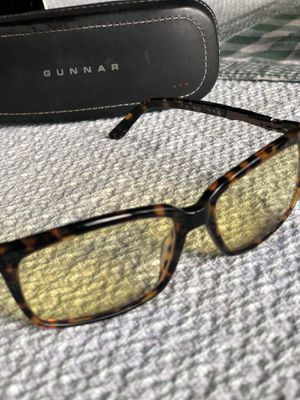 Authentic Gunnar Blue Light Blocking Computer Glasses for Sale in Pittsfield, PA