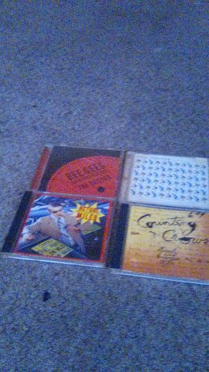 Music cds good shape five dollar seach for Sale in PA, US