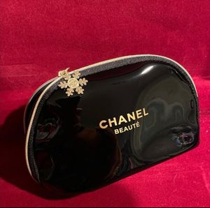 Snowflakes Patent Leather Makeup Bag for Sale in Washington, DC