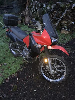 2009 klr Kawasaki 650 motorcycle dual sport clean clear title for Sale in Portland, OR