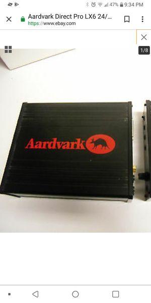 Aardvark direct pro 24/96 for Sale in Fort Lauderdale, FL