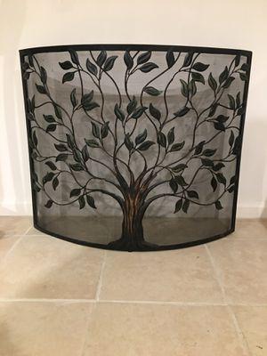 Tree fireplace screen for Sale in Richmond, VA