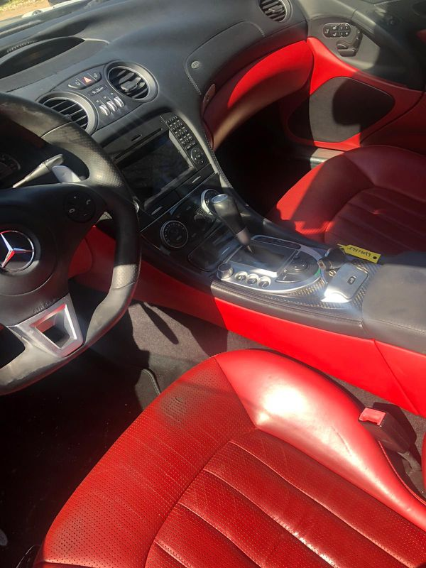 Parting out Mercedes-Benz SL500 CL500 CLK350 E350 C300 C250 C350 S600 CL600