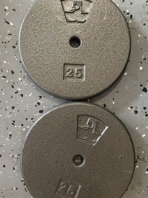 weight plates for Sale in Phoenix, AZ