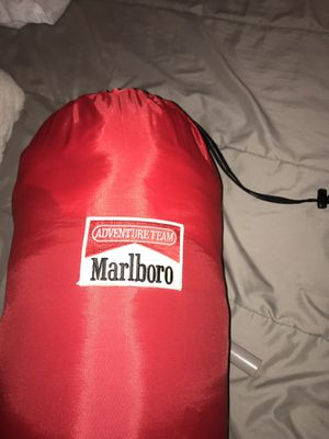 Marlboro adventure team zero degree sleeping bag for Sale in The Bronx, NY