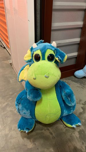 Giant Dragon stuffed animal for Sale in Poway, CA