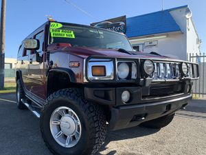 2003 HUMMER H2 CLEAN TITLE LOW MILES for Sale in Homestead, FL